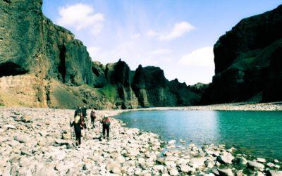 Dimmugljúfur canyon