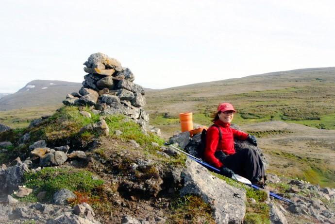 Rauðshaugur