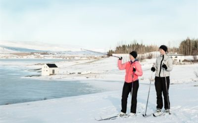 Cross country skiing rental