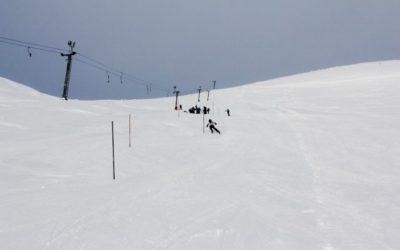 Stafdalur skiing area