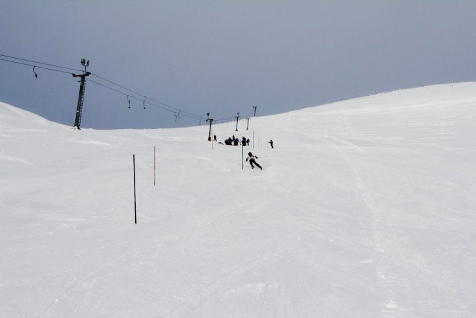 Stafdalur skiing area