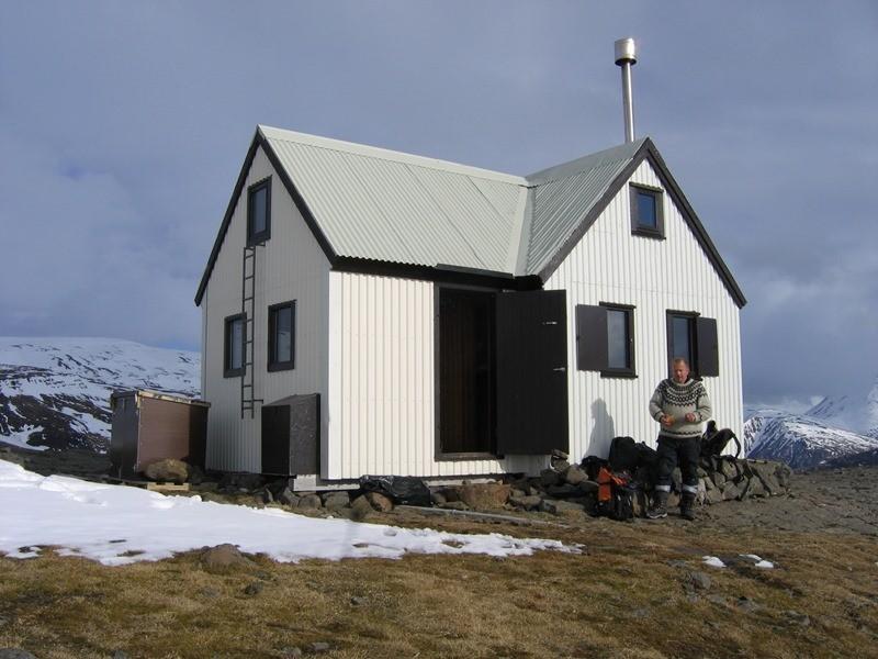 Egilssel hut