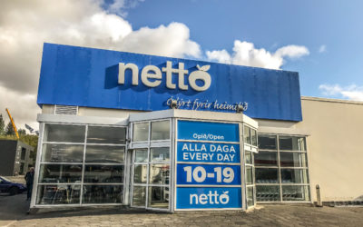 Netto supermarket