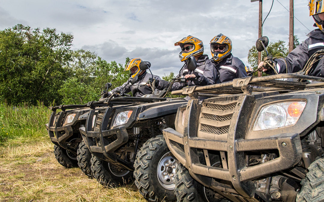 ATV tours East Highlanders