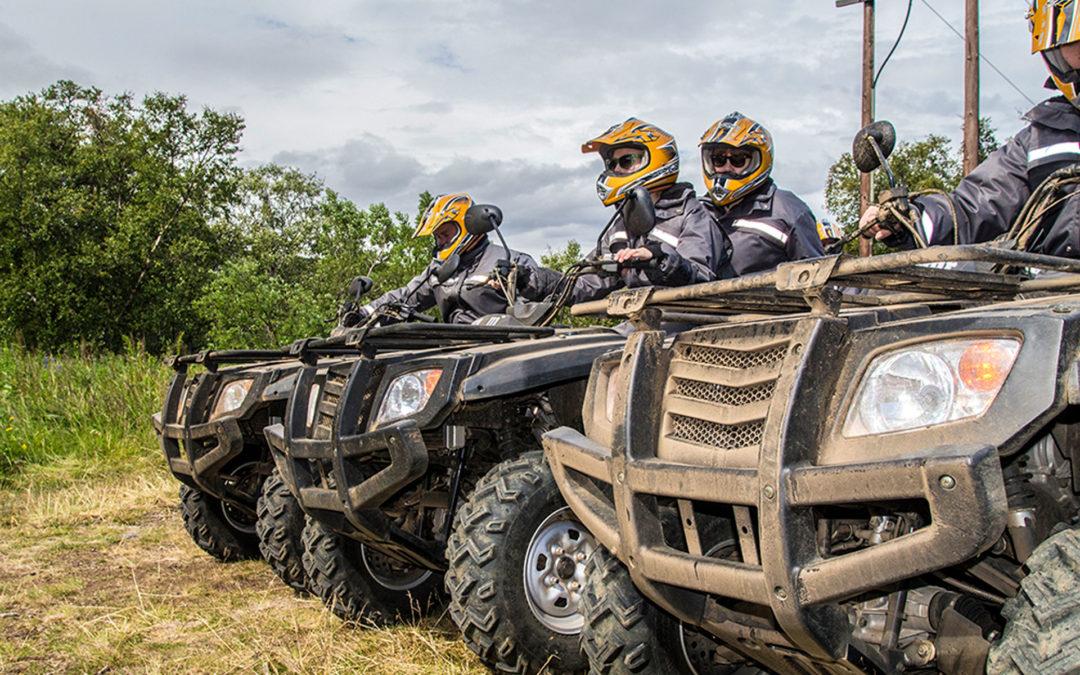 ATV tours East Highlanders