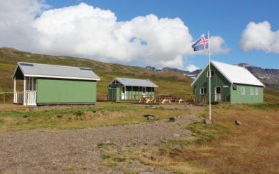 Loðmundarfjörður hut