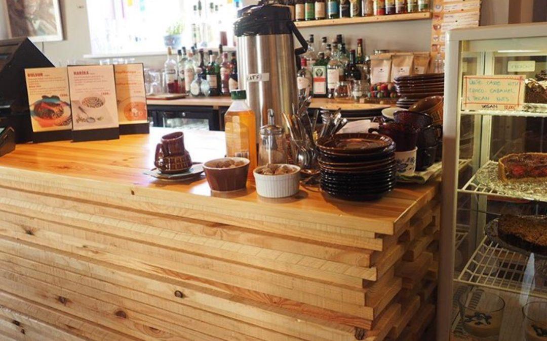 Tehusið hostel café