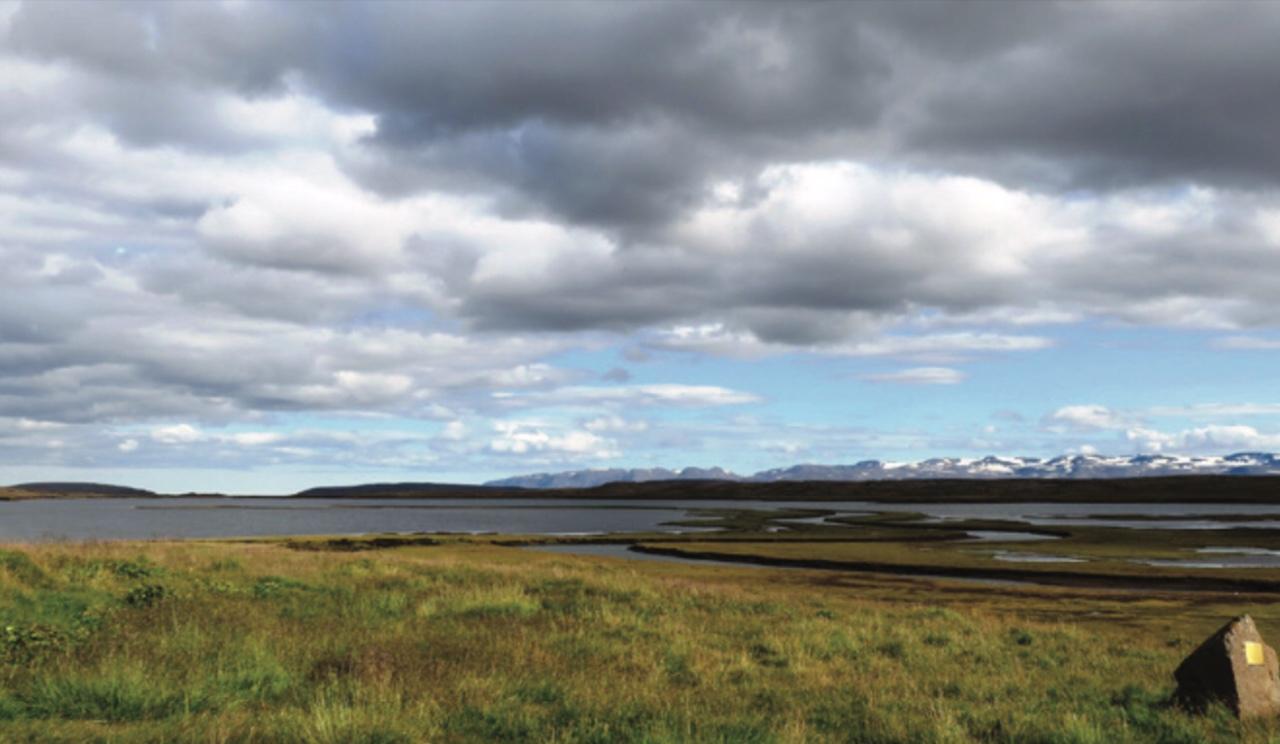 Arnarvatn/Skálamór